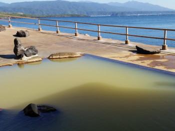 鹿児島市桜島古里温泉