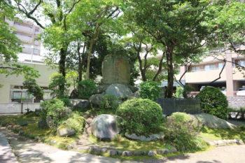 西郷武屋敷跡(西郷公園・鹿児島市)