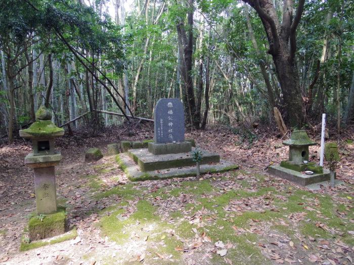 楠公神社(鹿児島市・松元)