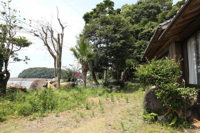 寺島家屋敷跡(阿久根市)