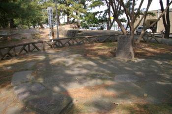 天保山砲台跡(鹿児島市)