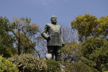 西郷隆盛銅像(鹿児島市)