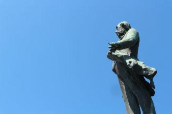 大久保利通銅像(鹿児島市)