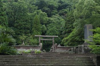 福昌寺跡(鹿児島市)