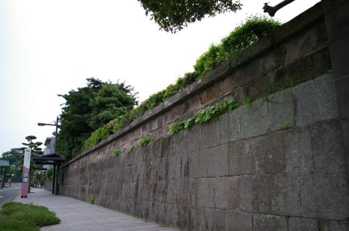 今泉島津家本邸跡(鹿児島市)