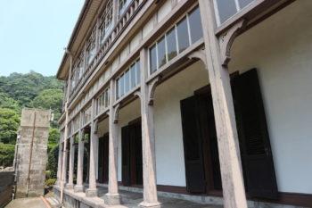 旧鹿児島紡績所技師館(鹿児島市吉野)