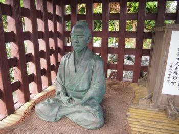 西郷隆盛の像(沖永良部島-和泊)