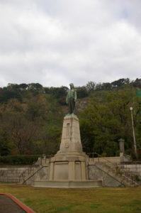 島津忠義公銅像(鹿児島市)
