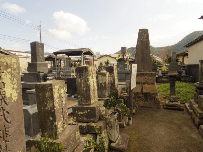 葛城彦一墓(姶良市)