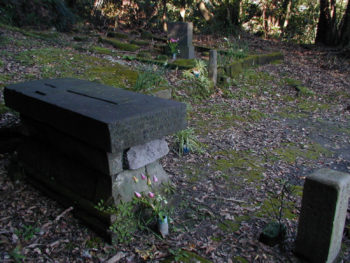 キリシタン墓地(鹿児島市)