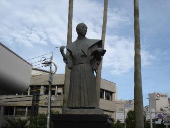 小松帯刀像(鹿児島市)