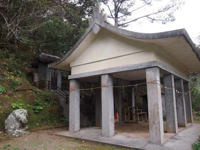 南州神社(奄美市・芦花部)