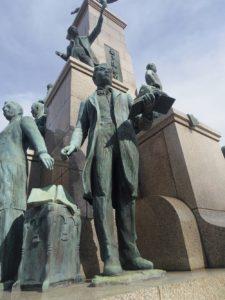 若き薩摩の群像(鹿児島市)