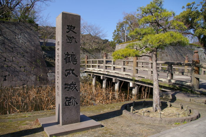 鶴丸城跡(鹿児島市)
