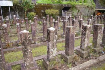岩川官軍墓地(曽於市)