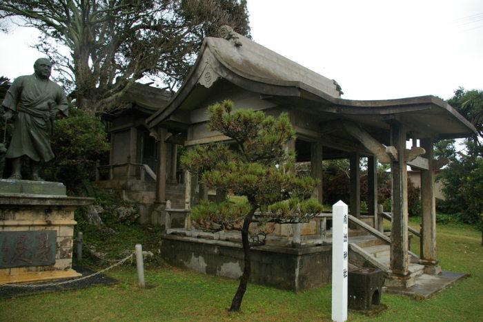 南洲神社(和泊町)