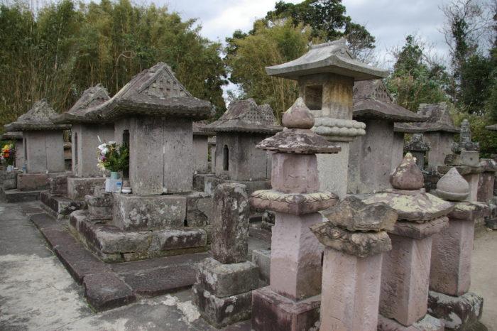 小松帯刀墓(日置市)